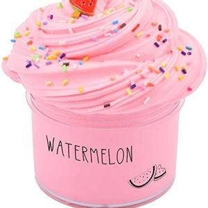 Watermelon scented slime